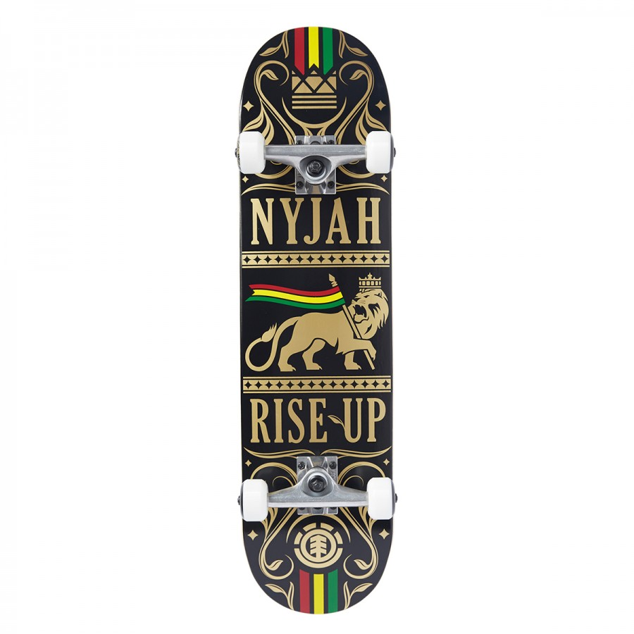 Nyjah Rise Up Lion - 8,0